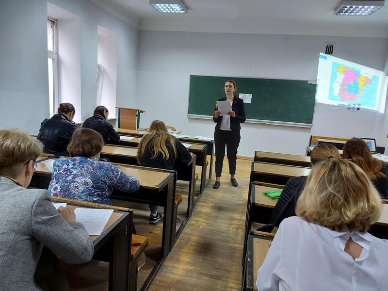 Студентоцентроване викладання на кафедрі іноземних мов професійного спрямування